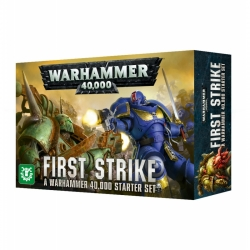Warhammer 40000: First Strike - French