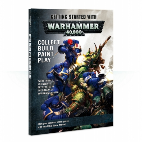 Getting Started With Warhammer 40000 - French
