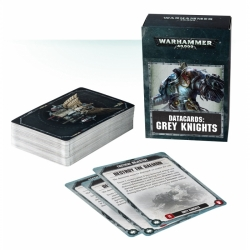 Datacards: Grey Knights - German