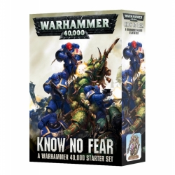Warhammer 40000: Know No Fear - Italian