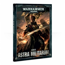 Codex: Astra Militarum Hardback - Italian