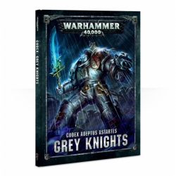 Codex: Grey Knights Hardback - Spanish