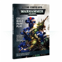 Getting Started With Warhammer 40000 - Spanish