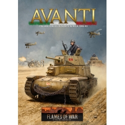 Avanti Italian Forces In North Africa 1942-43