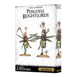Nurgle Rotbringers Pusgoyle Blightlords / Lord of Afflictions