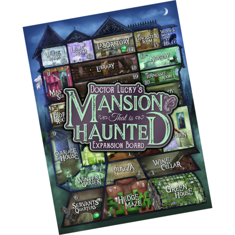 Kill Doctor Lucky: Doctor Lucky's Mansion That Is Haunted