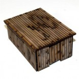 Pre-Painted Wooden Stores