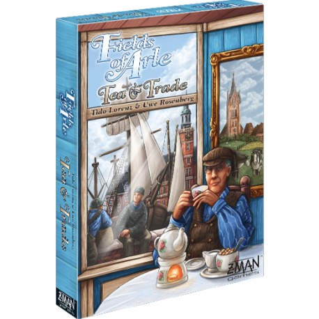 Fields of Arle: Tea and Trade Expansion