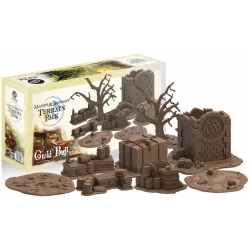 Guild Ball Mason's & Brewer's Terrain Pack