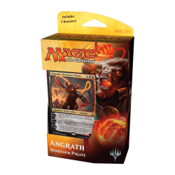 MTG: Rivals of Ixalan Planeswalker Deck Angrath