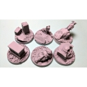 DC Falls Objective Markers