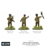 British Airborne Characters - Frost, Urquhart & Tatham-Warter
