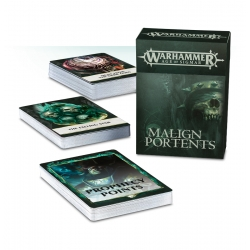 Malign Portents Cards English