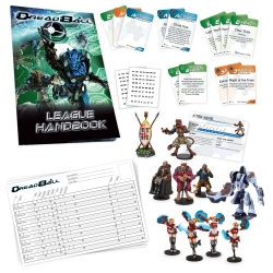 DreadBall 2 Galactic Tour Expansion