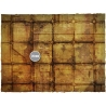 4ft x 6ft, Underhive Theme Cloth Games Mat