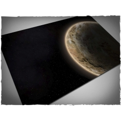 4ft x 6ft, Dunes Planet Theme PVC Games Mat