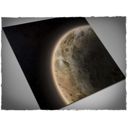 3ft x 3ft, Dunes Planet Theme PVC Games Mat