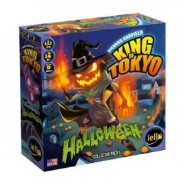 King of Tokyo - Halloween Monster Pack Expansion
