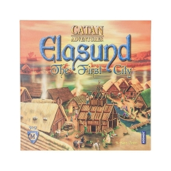 Elasund, First City of Catan