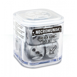 Necromunda Orlock Gang Dice Set