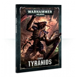 Codex: Tyranids Hardback - French