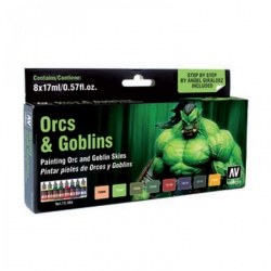 Game Color - Set - Orcs & Goblins 17ml