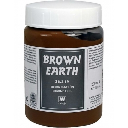Stone Textures - Brown Earth 200ml