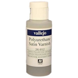 AV Polyurethane - Varnish Satin 60ml