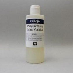 AV Polyurethane - Varnish Matte 200ml