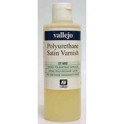 AV Polyurethane - Varnish Satin 200ml