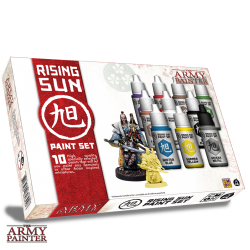 The Rising Sun Paint Set