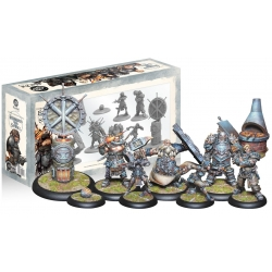 Guild Ball The Blacksmith's Guild: Forged From Steel