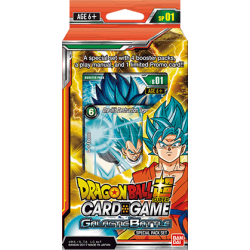 Dragonball Super Card Game: Special Pack Set Galactic Battle SP01
