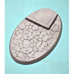 Bevelled Edge: 115x70mm Town Square Base