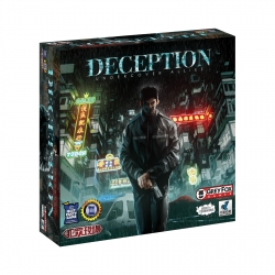 Deception: Murder in Hong Kong: Undercover Allies