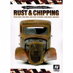 AV Book - Rust & Chipping 100 Pages